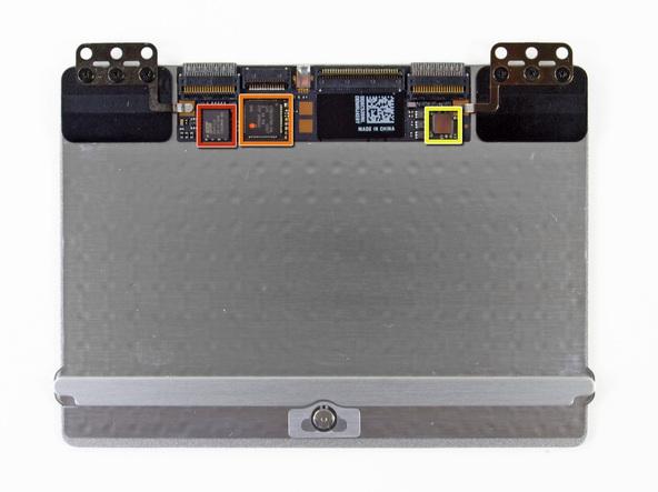 """Как разобрать ноутбук Apple MacBook Air 13"""" (39)"""