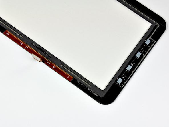 Как разобрать планшет Samsung Galaxy Tab (40)