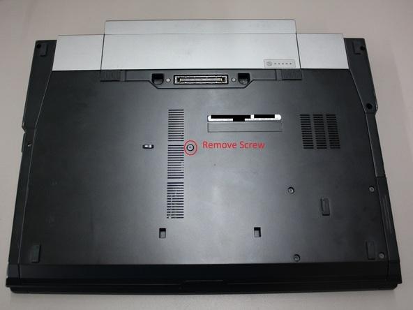 Как разобрать ноутбук Dell Latitude E6500 (4)