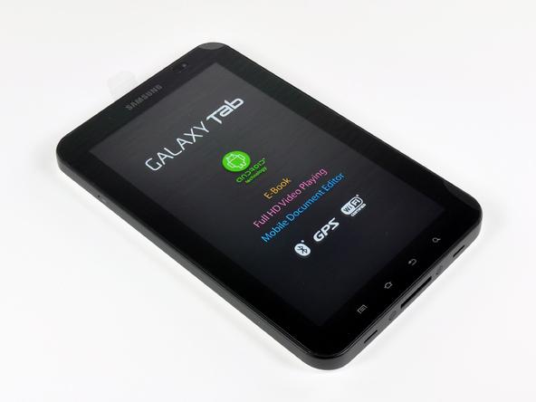 Как разобрать планшет Samsung Galaxy Tab (3)