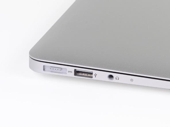 """Как разобрать ноутбук Apple MacBook Air 13"""" (4)"""