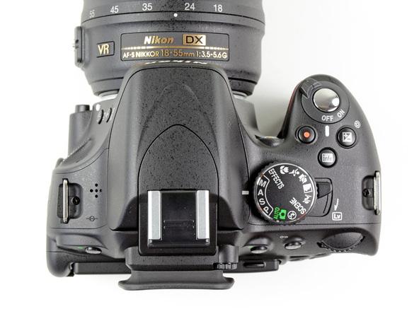 Как разобрать фотоаппарат Nikon D5100 (4)