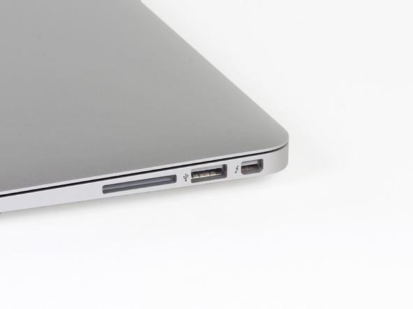 """Как разобрать ноутбук Apple MacBook Air 13"""" (5)"""