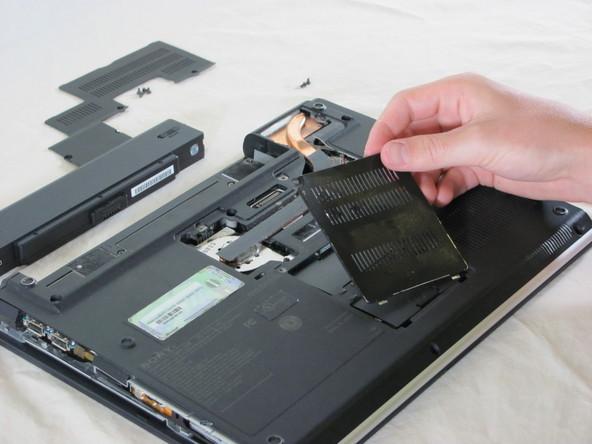 Как разобрать ноутбук Sony Vaio PCG-6J2L (6)