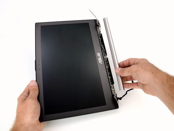 Как разобрать ноутбук Asus Zenbook UX32VD (39)