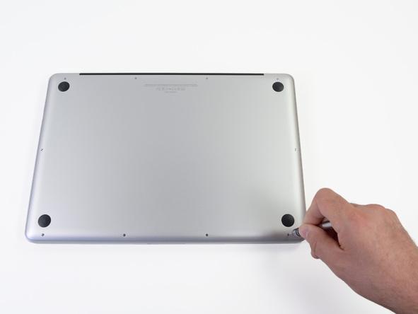"""Как разобрать ноутбук Apple MacBook Pro 15"""" Unibody (4)"""