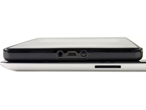 Как разобрать планшет Amazon Kindle Fire (6)