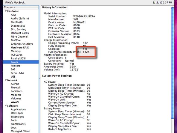 Как разобрать ноутбук Apple MacBook Unibody A1342 (8)