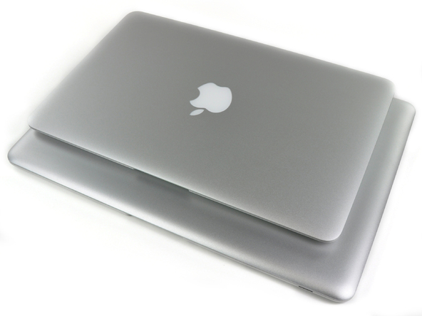 """Как разобрать ноутбук Apple MacBook Air 11"""" (7)"""