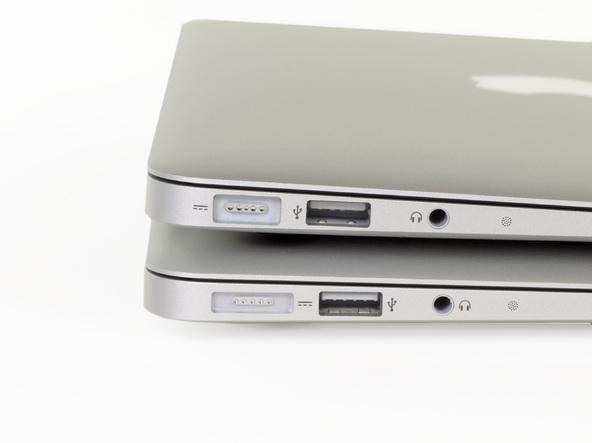 """Как разобрать ноутбук Apple MacBook Air 13"""" (7)"""