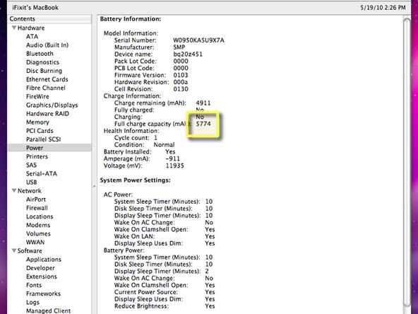 Как разобрать ноутбук Apple MacBook Unibody A1342