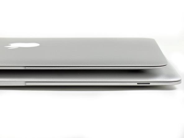"""Как разобрать ноутбук Apple MacBook Air 11"""" (8)"""