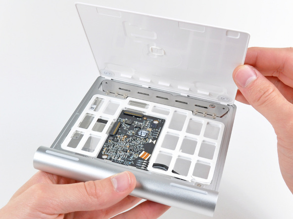 Как разобрать трекпад Apple Magic Trackpad (13)