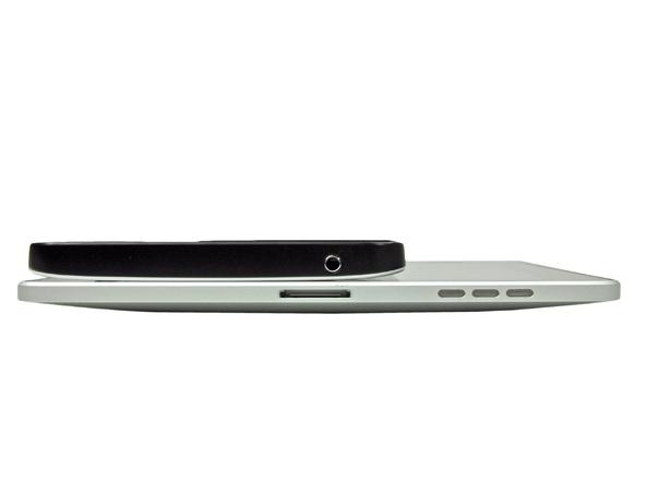 Как разобрать планшет Samsung Galaxy Tab (8)