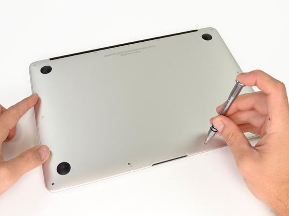 """Как разобрать ноутбук Apple MacBook Air 13"""" (9)"""
