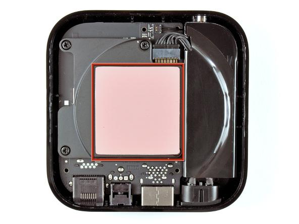 Как разобрать телевизионную приставку Apple TV 2nd Generation (11)