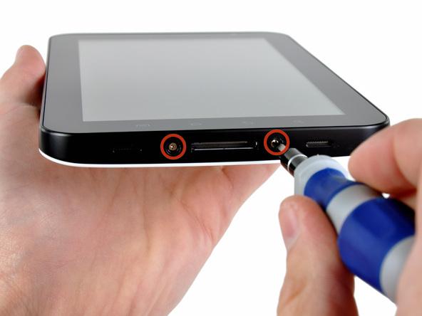 Как разобрать планшет Samsung Galaxy Tab (10)