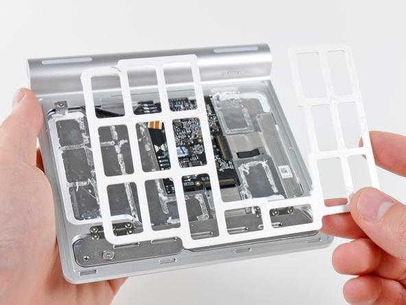 Как разобрать трекпад Apple Magic Trackpad (16)