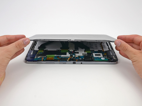 Как разобрать планшет Samsung Galaxy Note 10.1 (14)