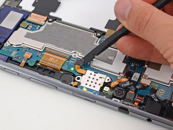 Как разобрать планшет Samsung Galaxy Note 10.1 (15)