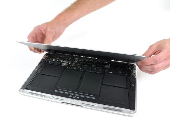 """Как разобрать ноутбук Apple MacBook Air 11"""" (11)"""