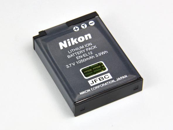 Как разобрать фотоаппарат Nikon Coolpix S1000pj (11)