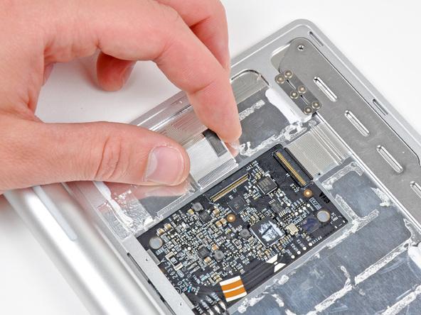 Как разобрать трекпад Apple Magic Trackpad (18)