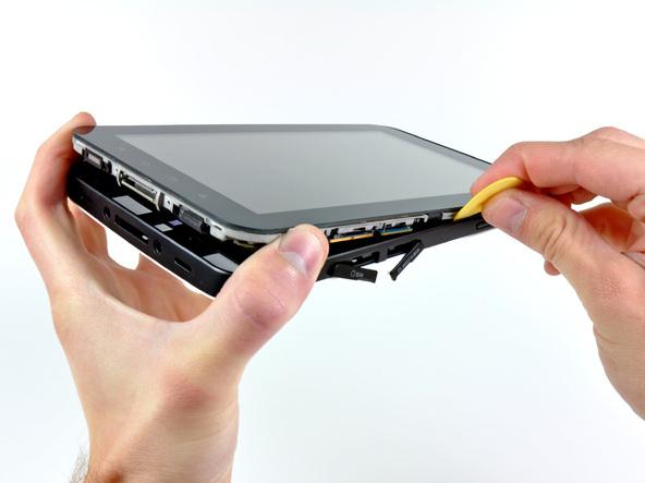 Как разобрать планшет Samsung Galaxy Tab (13)