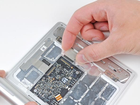 Как разобрать трекпад Apple Magic Trackpad (19)