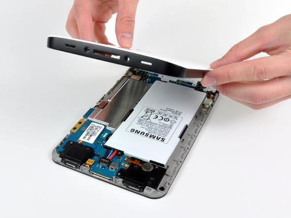 Как разобрать планшет Samsung Galaxy Tab (15)