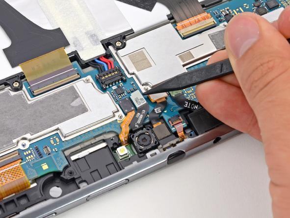 Как разобрать планшет Samsung Galaxy Note 10.1 (18)