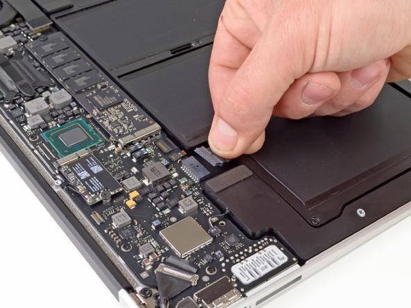 """Как разобрать ноутбук Apple MacBook Air 13"""" (16)"""