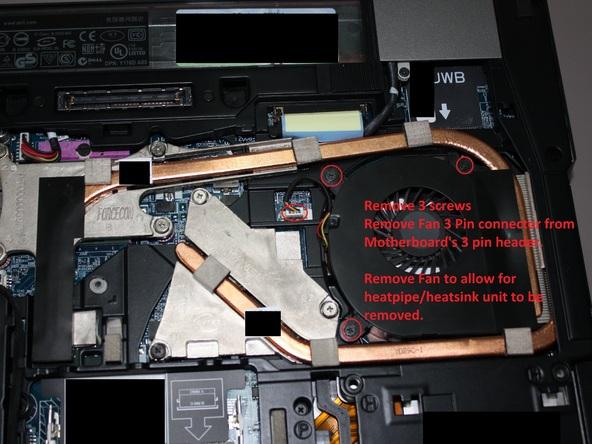 Как разобрать ноутбук Dell Latitude E6500 (18)