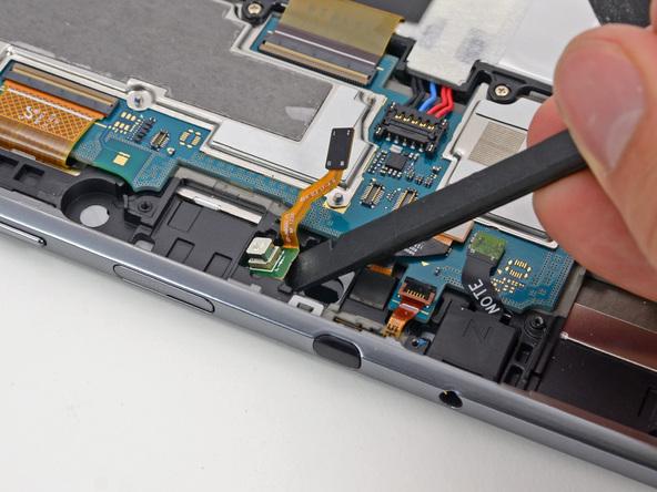 Как разобрать планшет Samsung Galaxy Note 10.1 (19)