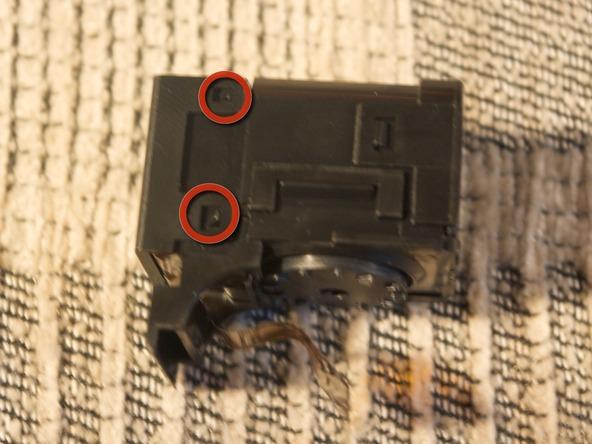 Как разобрать фотоаппарат Sony Cyber-shot DSC-H2 (25)