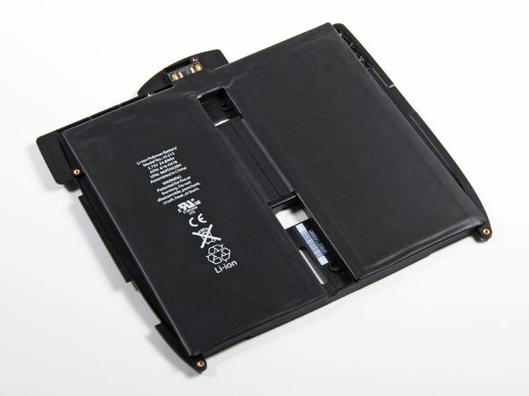 Как разобрать планшет Samsung Galaxy Tab (20)