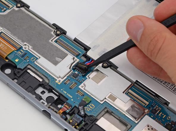Как разобрать планшет Samsung Galaxy Note 10.1 (26)