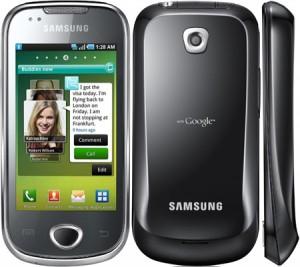 Как разобрать телефон Samsung Galaxy Apollo i5800 (1)