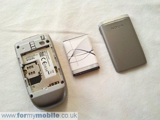 Nokia 2760 инструкция - фото 2