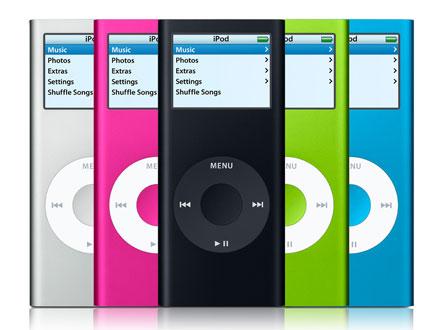 Как разобрать плеер Apple iPod Nano 2-го поколения