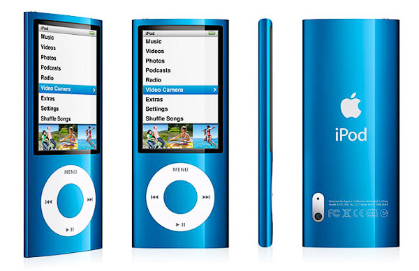 Как разобрать плеер Apple iPod Nano 5-го поколения (1)