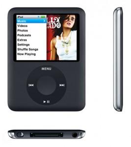 Как разобрать плеер Apple iPod Nano 3-го поколения