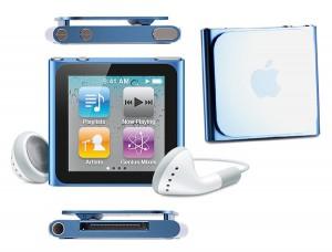 Как разобрать плеер Apple iPod Nano 6-го поколения 2011 года