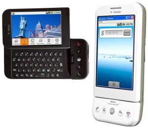 Как разобрать телефон T-Mobile Google G1 (HTC Dream)