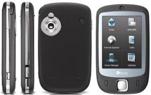 Как разобрать телефон HTC Touch