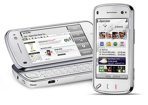 Как разобрать телефон Nokia N97 (1)