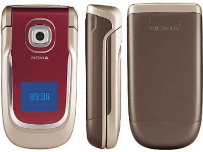 Как разобрать телефон Nokia 2760