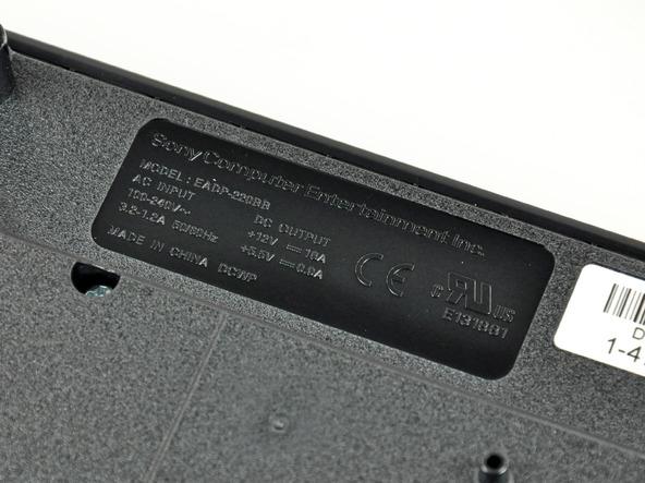 Как разобрать игровую консоль Sony PlayStation 3 Slim (26)