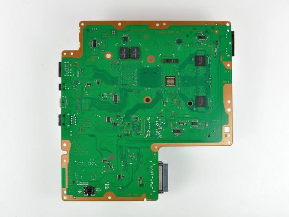 Как разобрать игровую консоль Sony PlayStation 3 Slim (52)