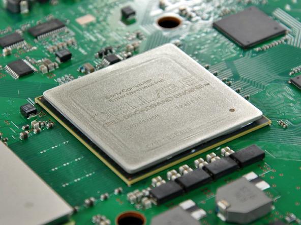 Как разобрать игровую консоль Sony PlayStation 3 Slim (53)